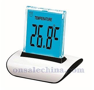 Tempreature clock