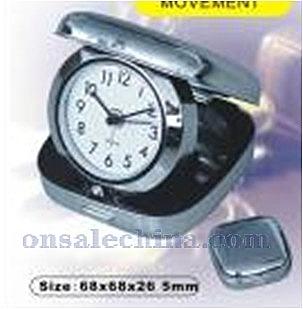 Travel alram clock