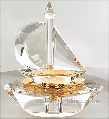 crystal handicraft