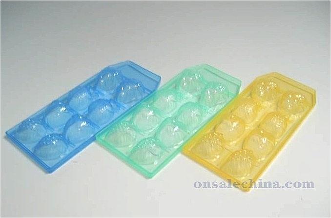 Fruit ice tray