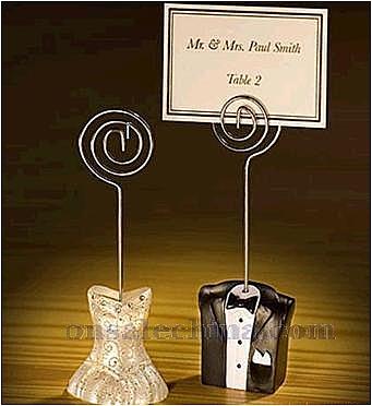 Wedding Place Card Holder