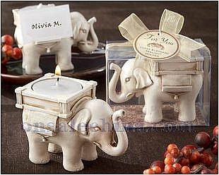 Elephant Place Card Holders