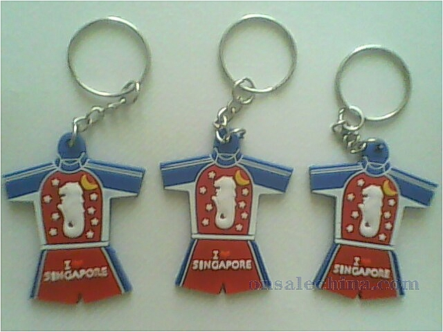clothes keychain