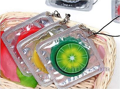 Condom Hang adorn