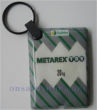 promotional soft keychain