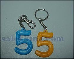 five style keychain