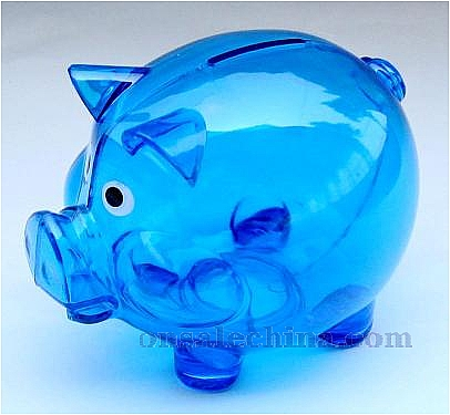 Money Savvy Piggy Banks