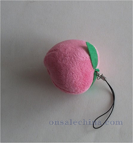 Small Fruit Phone Charm