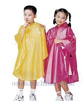 Kids Rain Coat line for Boys and Girls from Kidorable