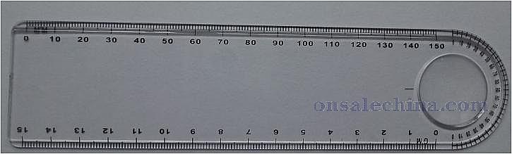 Magnifier Ruler