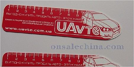 pvc ruler