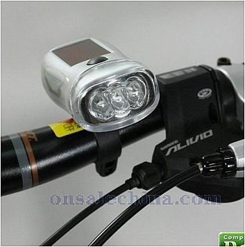 Solar Bicycle Lights