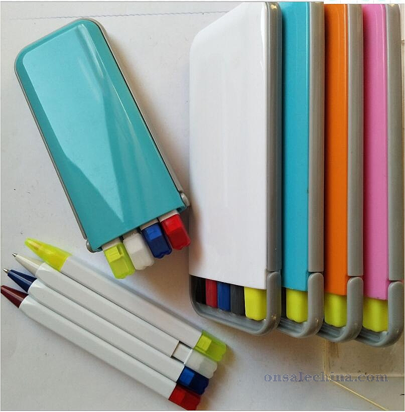 5 in 1 stationary set