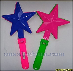 STAR CLAPPERS