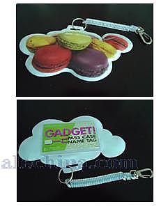 baggage (claim) tag