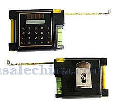 Multifunction level meter with